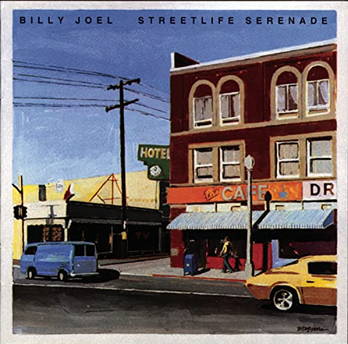 Billy Joel - Streetlife Serenade - Zortam Music