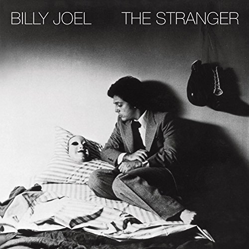Original album cover of The Stranger by Billy Joel