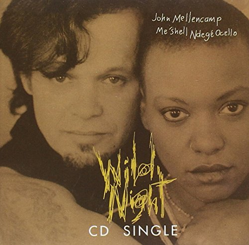 Wild Night [CD Single #1]