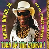 Album cover for Turn up the Zydeco