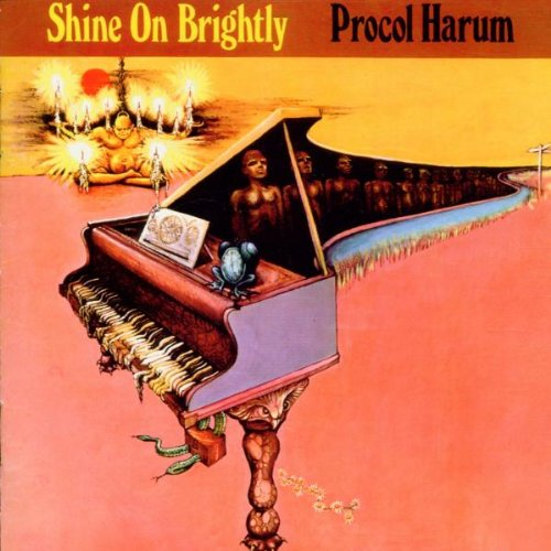 Cover Shine on Brightly... Plus