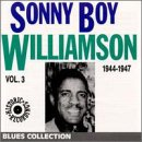 Cover de Sonny Boy Williamson, Vol. 3: 1944-1947