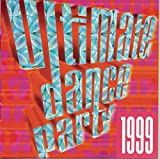 Pochette de l'album pour Ultimate Dance Party 1999
