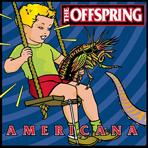 CD-Cover: The Offspring - Americana