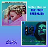Copertina di album per Two Classic Albums from The Four Freshmen