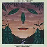 Capa de Right Down the Line: The Best of Gerry Rafferty