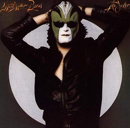 CD-Cover: Steve Miller Band - The Joker