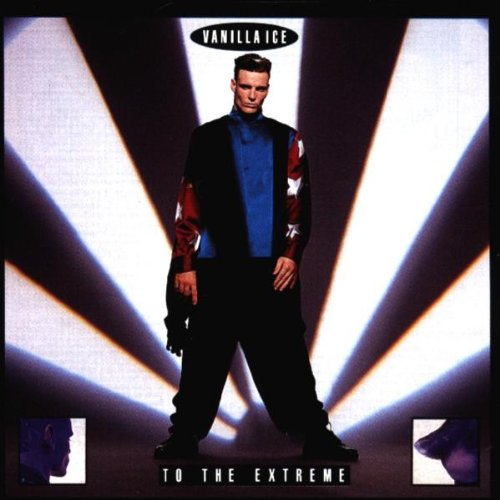 CD-Cover: Vanilla Ice - To The Extreme