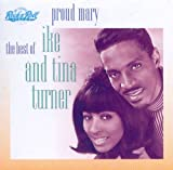 Album cover for Proud Mary - the Best of Ike and Tina Turner