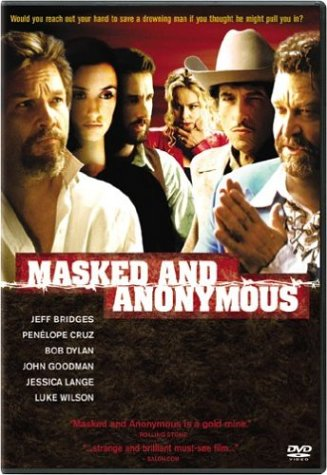 Masked & Anonymous DVD