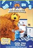 Bear in the Big Blue House - Potty Time with Bear - movie DVD cover picture