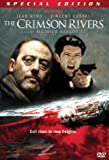 The Crimson Rivers - movie DVD cover picture