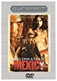 Once Upon a Time in Mexico (Superbit Collection) - movie DVD cover picture