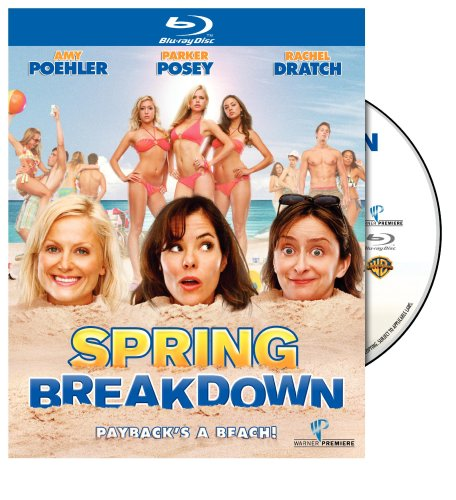 Spring Breakdown [Blu-ray] DVD