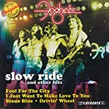 Album cover for Slow Ride and Other Hits