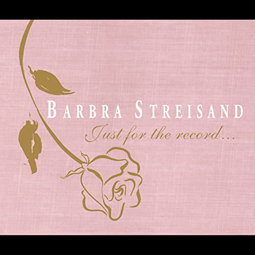 Barbra Streisand - Just For The Record Highlights