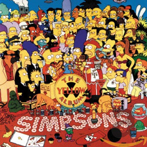 The Simpsons: The Yellow Album