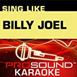 Billy Joel [KARAOKE]