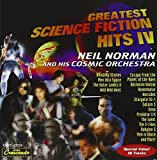 "Capa de ""Neil Norman - Greatest Sci Fi Hits, Vol. 4"""