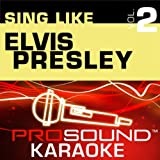 Sing-A-Long-Vol. 2: Elvis Presley [KARAOKE]