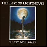 Pochette de l'album pour Sunny Days Again: The Best of Lighthouse