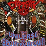 Cubierta del álbum de The Universe Of Geoffrey Brown