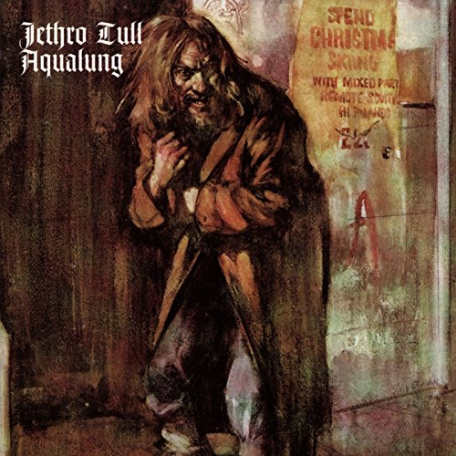 Original album cover of Aqualung by Jethro Tull