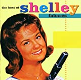 Cubierta del álbum de The Best of Shelley Fabares (UK version)