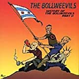 Cubierta del álbum de History of the Bollweevils, Vol. 2