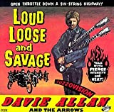 Copertina di album per Loud Loose and Savage