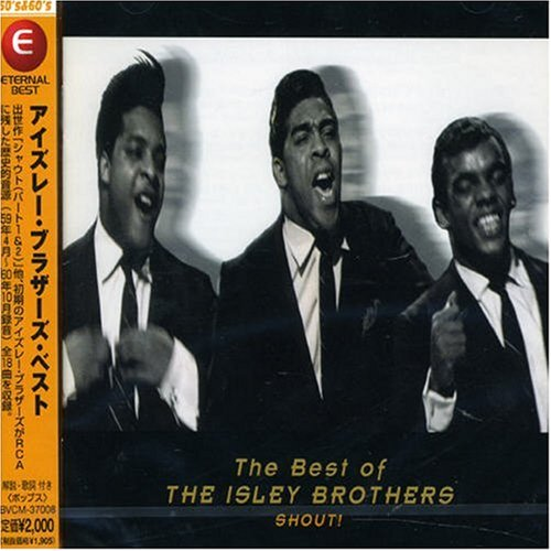 The Isley Brothers - The Best of the Isley Brothers - Zortam Music