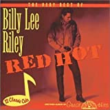 Pochette de l'album pour Red Hot: The Best of Billy Lee Riley