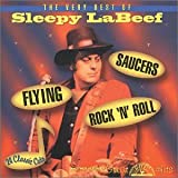 Pochette de l'album pour Flying Saucers Rock 'n' Roll: The Very Best of Sleepy Labeef