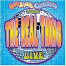 Cubierta del álbum de The Real Thing Live