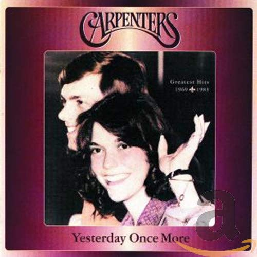 CARPENTERS - Yesterday Once More (disc 1) - Zortam Music