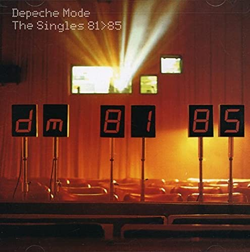 Depeche Mode - BEST OF 1980-1990 VOL  2-CD1 - Zortam Music