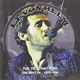 Copertina di album per The Ties That Bind: The Best of Levon Helm 1975-1996