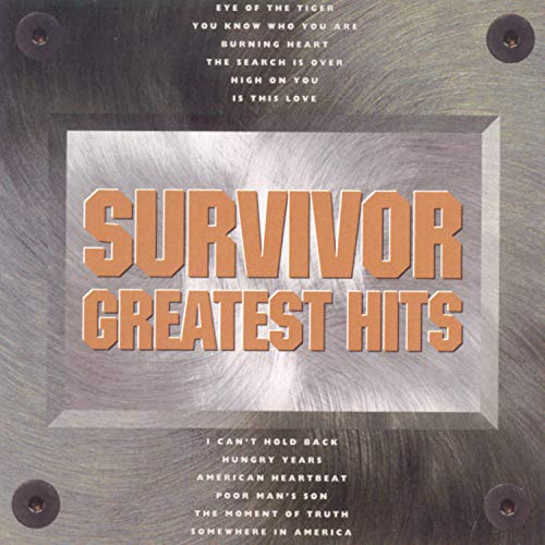 Survivor - Sounds of the Eighties - Zortam Music