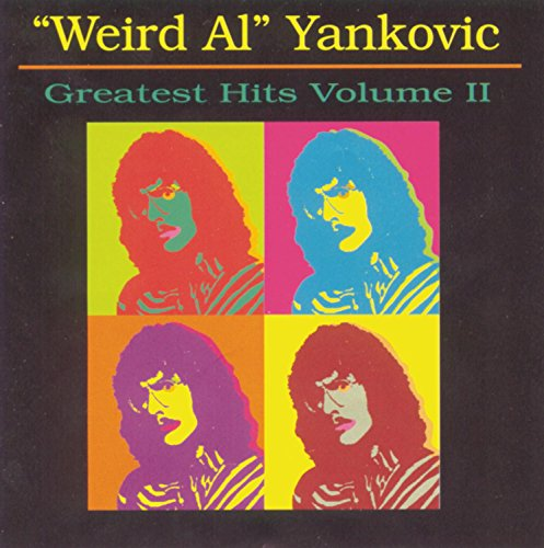 Weird Al Yankovic - Greatest Hits - Zortam Music