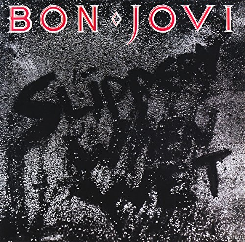 CD-Cover: Bon Jovi - Slippery When Wet