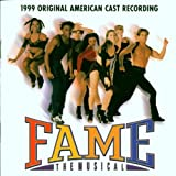 Capa do álbum Fame - the Musical