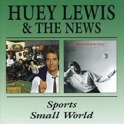 Huey Lewis & The News - Small World - Zortam Music
