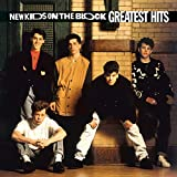 Cubierta del álbum de New Kids on the Block - Greatest Hits