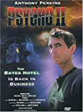 Psycho II - movie DVD cover picture