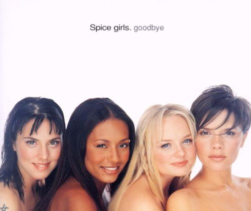 Original album cover of Goodbye  by The Spice Girls
