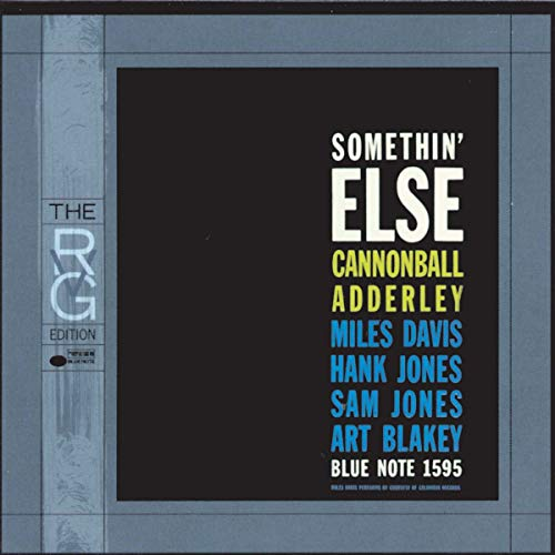 Cannonball Adderley - Somethin
