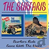 Copertina di album per Surfers Rule