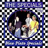 Copertina di album per Blue Plate Specials Live
