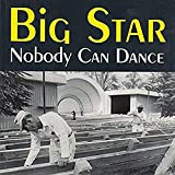 Album cover for Nobody Can Dance