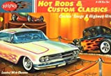 Capa de Hot Rods & Custom Classiscs (disc 2)
